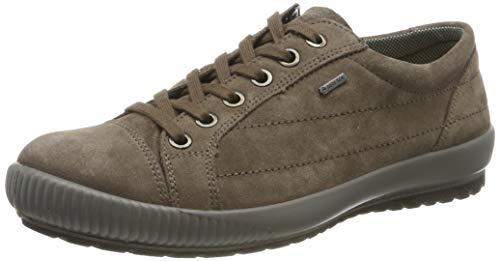 Legero Damen Tanaro Gore-Tex Sneaker, Bisonte (Braun) 38, 40 EU