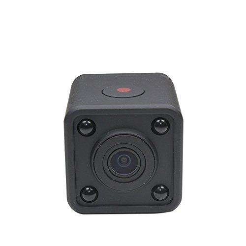 Junecat WiFi Wireless Mini-Kamera-HD-Handgriffe Digitalkameras Tragbare DV Recorder Nachtsicht Home Security Camcorder