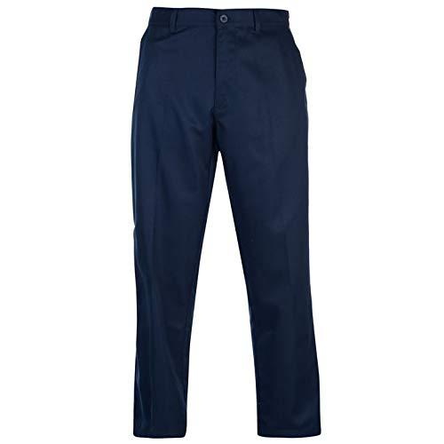 Slazenger Herren Golf Hose Regular Fit Marineblau 34W 31R