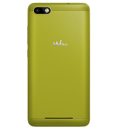 Wiko Lenny 3 - Smartphone libre Android  5   8 MP  1 GB RAM  16 GB   color amarillo