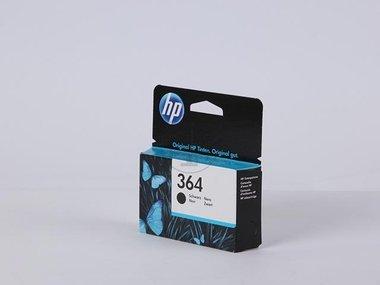 HP Original CB316EE / 364, für PhotoSmart Wireless e-All-in-One B 110 d Premium Drucker-Patrone, Schwarz, 250 Seiten, 6 ml (Drucker-tinte Hp Photosmart C310)