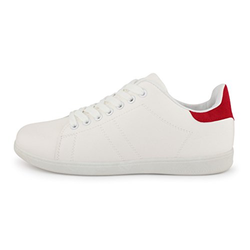 Retro Baixo Senhoras Vermelho Branco Apartamentos top Sneakers Best botas Homens Sneaker g88qf