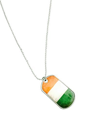 International Charms Dog Tags of the World (Ireland)  available at amazon for Rs.1465