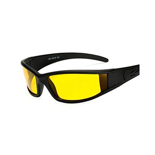 Sportbrillen, Angeln Golfbrille,Men Polarisiert Glasses Car Driver Night Vision Goggles Anti-Glare Polarizer Sunglasses Polarisiert Driving Sun Glasses night vision