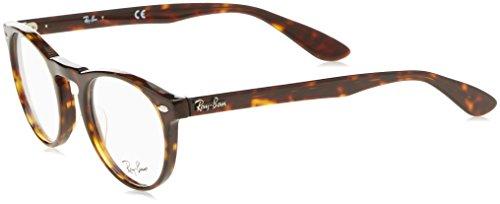 Ray-Ban RAYBAN Unisex-Erwachsene Brillengestell 0rx 5283 2012 49, Mehrfarbig