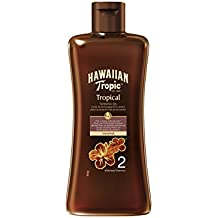 Hawaiian Tropic - Tanning Oil - Aceite solar bronceador, 200 ml
