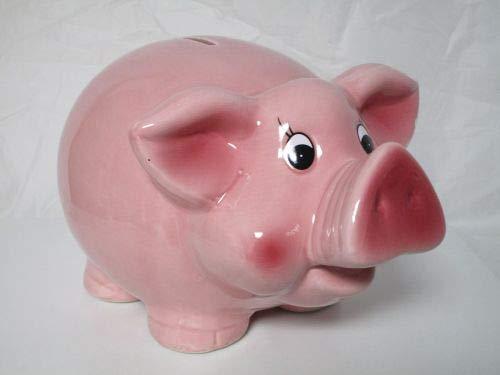 Klebeband Humor (XXL Sparschwein Piggy Pink