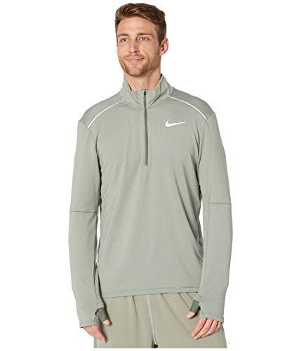 Nike Herren M NK ELMNT TOP HZ 3.0 Long Sleeved T-Shirt, Juniper Fog/Htr/Reflective silv, S