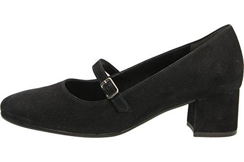 Gabor 62236-47, Scarpe col tacco donna nero nero schwarz (OBL)