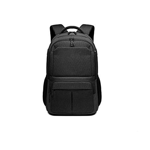 ZL Business Rucksack Persönlichkeit Rucksack USB Lade Schul Laptop-Tasche