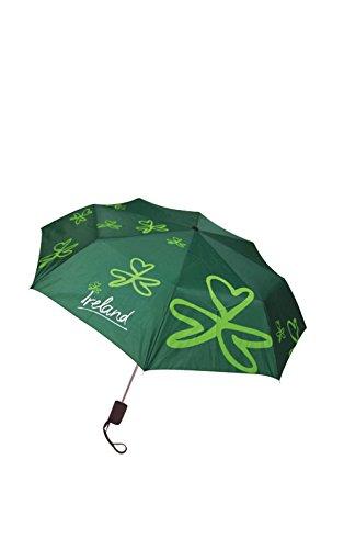 Irland Regenschirm, grün