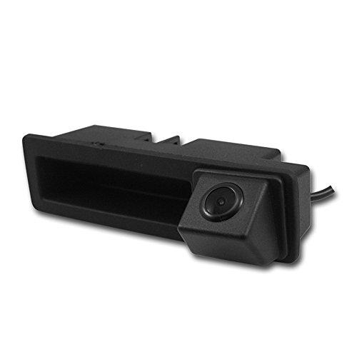 Misayaee coche manillar cámara visión trasera guías