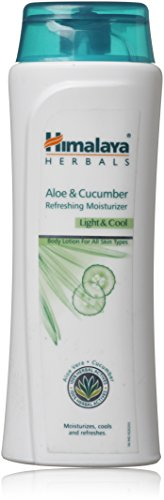 Himalaya Aloe and Cucumber Refreshing Moisturizer, 100ml