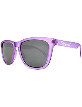 Gafas de sol Knockaround Classic Premium Frosted Lavender / Smoke