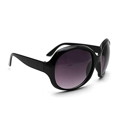 kakakooo Fashion Design Sonnenbrille Klassische polarisierte Wayfarer Horn umrandeten UV-Schutz Sonnenbrillen für Männer Frauen Schwarz