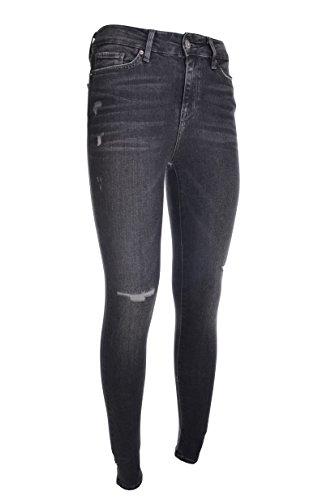 Tommy Hilfiger Harlem Hw Oriana, Jeans Skinny Donna Grigio scuro