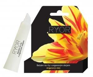 Lip Balm with Argon Oil Avocado and Jojoba Oil / Balsamo per labbra con Argon olio Avocado e olio di Jojoba 15 ml Made in Repubblica Ceca