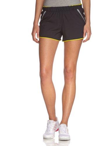 adidas Short Adistar pour femme 10 cm Noir