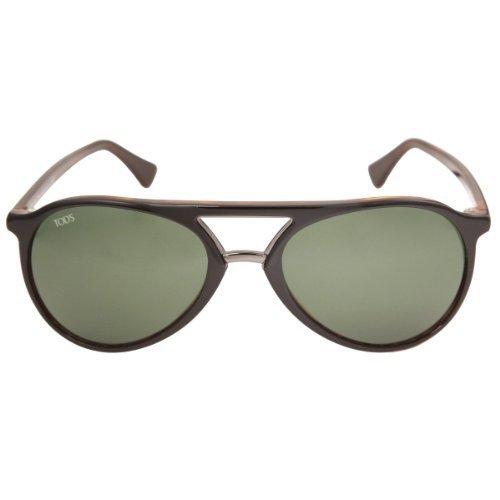 Tod's -  occhiali da sole  - uomo nero nero