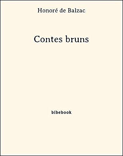 Couverture du livre Contes bruns