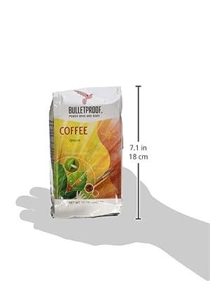 Bulletproof - Upgraded Coffee (ground) - 340g/12oz (single) from Bulletproof