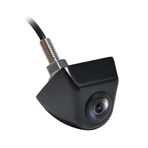 PARKVISION Rückfahrkamera, 180 ° Universal-Kamera für Auto- und Rückfahrkamera, 2 Installationsoptionen, Vertikales Bild für Nicht-Flip/Flip, Reverse-Kamera mit Schraubbefestigung