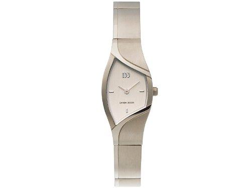 Danish Design IV62Q839 Titanium Silver Tone Dial Women's Watch [Watch]