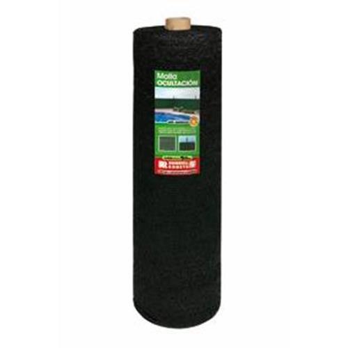 Ronets - Malla Sombreadora 70% Negro (Rollo 4X8M)