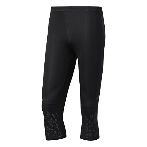 adidas Herren Supernova 3/4 Tights, Black, XL -
