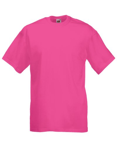 Fruit of the Loom - Sweat à capuche - Femme grand Fuchsia