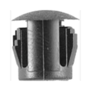 Auto Body Doctor (ABD6924) Flush Type Blk Nyl Locking Hole Plugs, Hole: 1/4, Head size: 5/16, Quantity: 10 by Auto Body Doctor