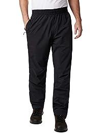 Columbia Evolution Valley Pantalones de Lluvia, Hombre
