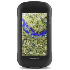 Garmin - Montana 680T - GPS de randonnée tout terrain - Grand écran tactile 4'' - Cartographie préchargée et appareil photo 8MP