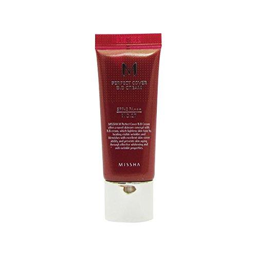 MISSHA M Perfect Cover BB Cream SPF42/PA+++ (No.27/Honey Beige)