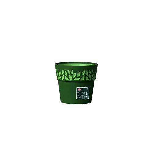 Cache-pot Cloe 15 x H13 Vert Cachepot Floral