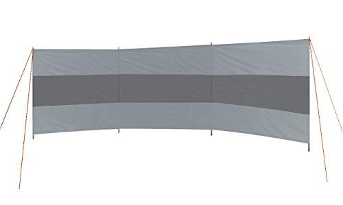 Preisvergleich Produktbild Windschutz 500X140 cm Inkl Spannleinen und 4 Metallstangen