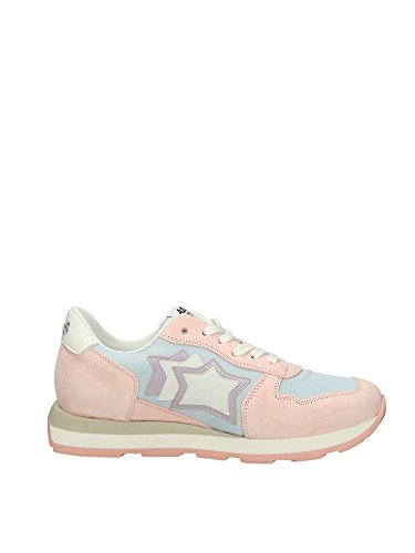 Atlantic Stars Lynx At 29 Sneakers Basse Donna Rosa
