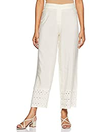 global desi Women's Straight Pants