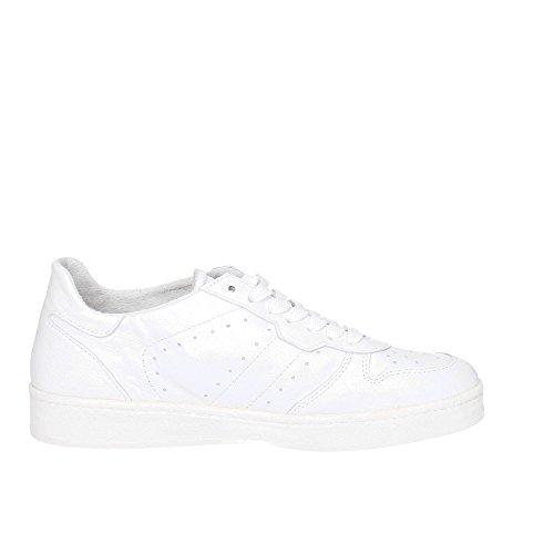 D.a.t.e. COURT-30E Petite Sneakers Homme Blanc