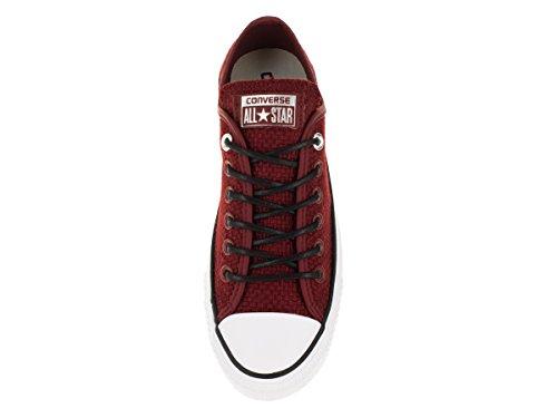Converse Chuck Taylor All Star Ox Baskets - Rouge/noir/blanc