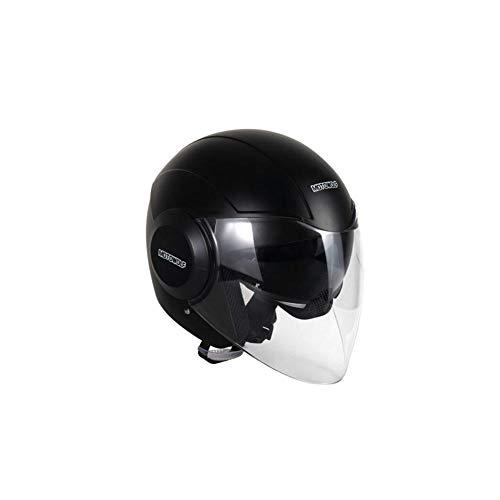 Integralhelm Motorradhelm Vollvisierhelm, Sturzhelm Helm für Damen Herren Erwachsene, Wangenpolster waschbar