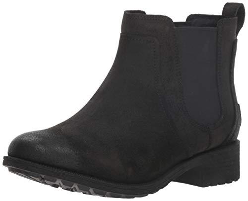 Ugg Lace Up Boots (UGG 1095150 BLK Bonham Boot II Casual Boot Schwarz 38 EU)