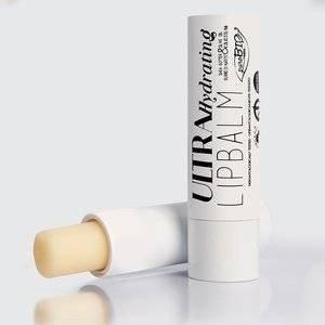 puroBIO – Bálsamo labial Ultra Hidratante para labios secos y agrietados – bálsamos labiales Vegano y con prueba níquel…
