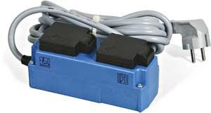 Preisvergleich Produktbild Holzstar Anlaufautomatik für Absauganlagen ALA 2