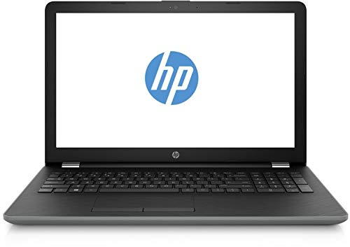 HP Notebook - 15 - BY004AX 2017 15.6-inch Laptop (A9/4GB/1TB/DOS/2GB Graphics), Smoke Grey