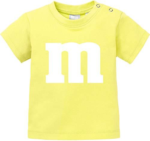 EZYshirt® Karneval & Fasching | Gruppen-Kostüm m Aufdruck T-Shirt Baby Bio - Gruppen Kostüme Karneval