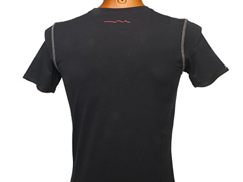Teddy Smith -  T-shirt - Uomo Nero