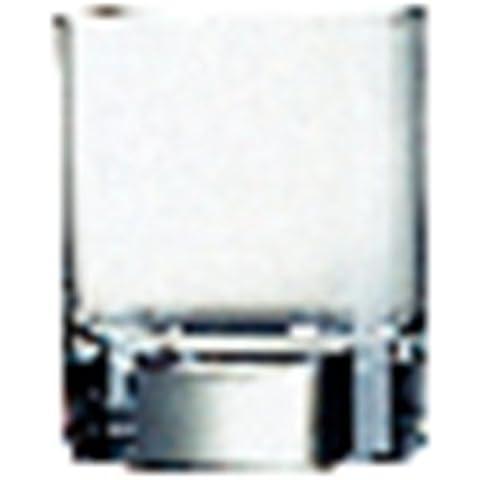 Winware 48 200 ml que las personas accedan a pasado de moda del vaso (recto-cara de estilo clásico, bien equilibrado pasada del vaso. Ideal para bares, restaurantes, eventos y habitaciones. Se puede lavar en lavavajillas)
