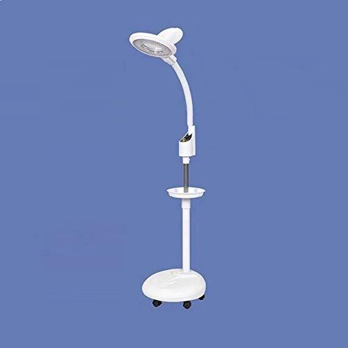 MEIMEIDA 8X Lupenleuchte Dimmbare Höhe Freie Rotation Verstärkerlampe Zum Hautpflege Schönheit...