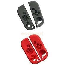 Alcoa Prime 2x Silicone Protective Case Cover Skin For Nintendo Switch Joycon Controller